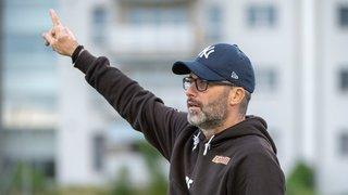 Football: après deux saison en tant qu'entraîneur, Frédéric Rinaldi va quitter le FC Sierre