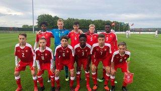 Port-Valais se met à l'heure internationale avec deux matchs entre la Suisse U15 et la Turquie