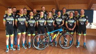 Le Team Papival en VTT lance de jeunes Valaisans aux côtés de leaders confirmés