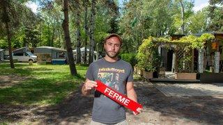 Sion: le camping Sedunum condamné par la troisième correction du Rhône