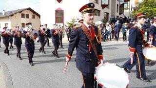 Lens accueille le 119e Festival des musiques des districts de Sierre et Loèche