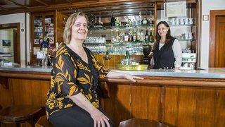 Saillon: le café-restaurant de la Tour ferme ses portes