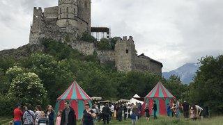 Sion: les châteaux et musées en fête