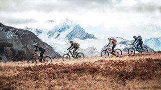 La haute route existe désormais en version e-bike
