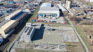 L'approvisionnement électrique du Bas-Valais sécurisé avec le nouveau poste des Vorziers de Martigny