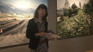 Musée d'art du Valais: l'éloge de la lenteur selon Céline Eidenbenz