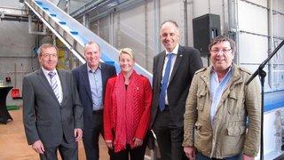 Le PDR du Grand-Entremont se concrétise avec l'inauguration du séchoir de Sembrancher