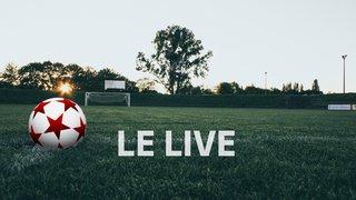 Football-Live: suivez les résultats du week-end de la Promotion League à la 5e ligue
