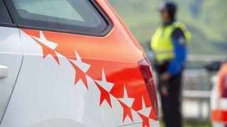 Sion: un mort et trois blessés sur la route de Savoie en direction de Conthey