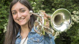Mathilde Roh: «Je veux gagner un troisième titre national, puis arrêter les concours de solistes»