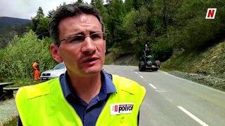 Accident à Euseigne: les circonstances de la sortie de route du bus éclaircies