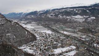 Aménagement du territoire: le Valais ne protestera pas à Berne