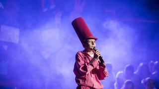 Le Soldat rose, interprété par les élèves du Sacré-Coeur de Sion