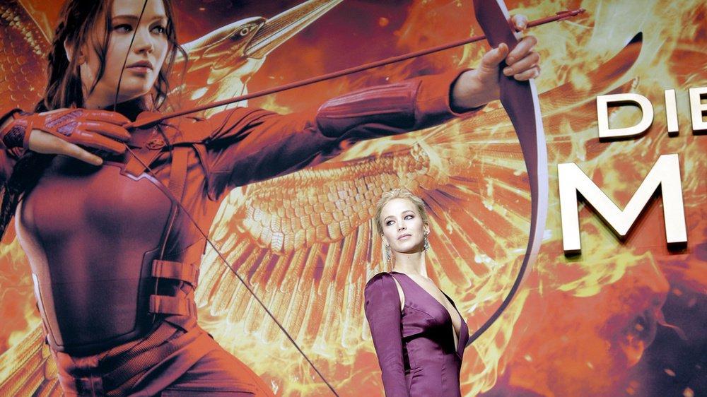 """Littérature et cinéma: un nouveau livre """"Hunger Games"""" en préparation"""
