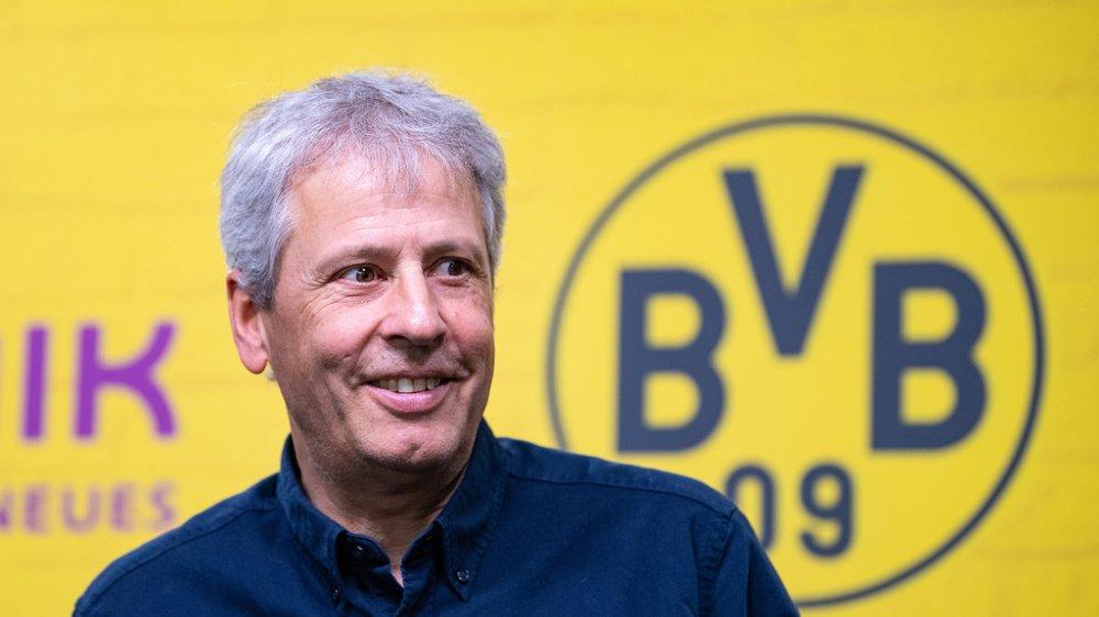Football - Bundesliga: Lucien Favre prolonge à Dortmund jusqu'en 2021
