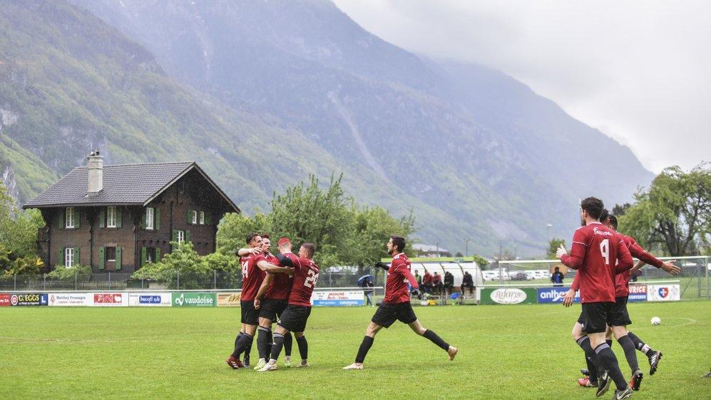 Invaincu, le FC Saint-Maurice a livré un véritable récital sur les pelouses de deuxième ligue valaisanne cette saison.