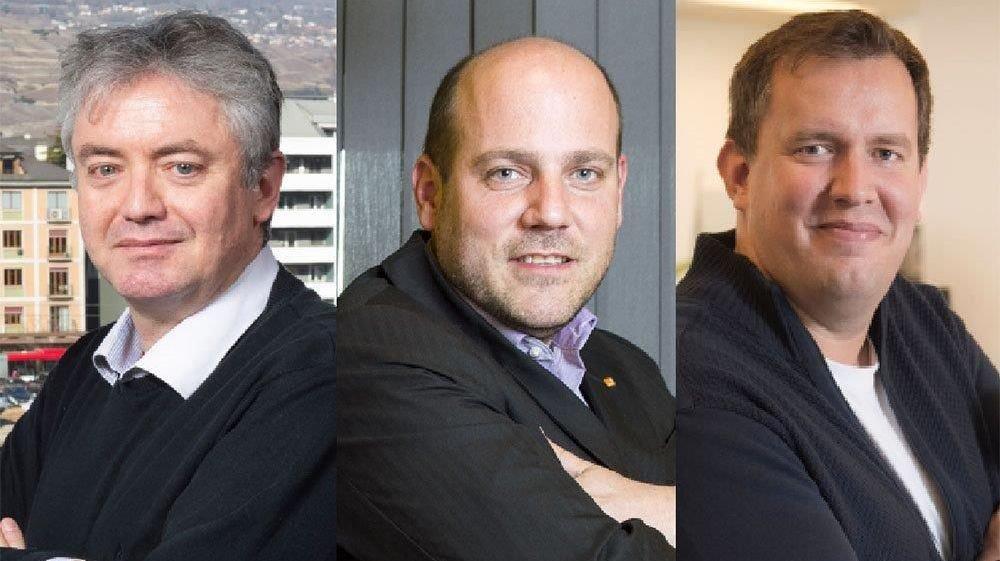 Jean-Pascal Fournier (les Verts), Serge Métrailler (PDCVr) et Cyrille Fauchère (UDCVr) ont tous trois mis entre parenthèses leur présidence pour se porter candidats cet automne.