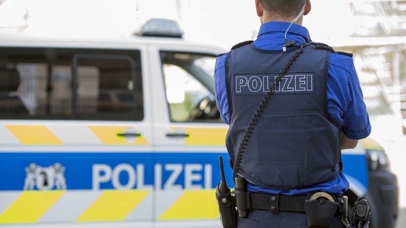 Un homme blessé par balles à Bâle-Ville, le suspect en fuite