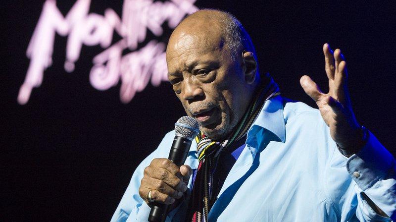 Montreux Jazz Festival: Quincy Jones, six invités et le Sinfonietta pour la soirée de clôture