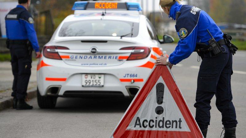 Les policiers ont retiré le permis du conducteur qui était alcoolisé au moment de l'accident (illustration).