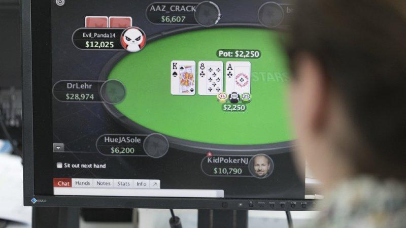 Jeux d'argent en ligne: les sites étrangers seront bloqués dès le 1er juillet