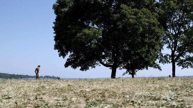 Réchauffement climatique: où se situe la Suisse par rapport au reste de la planète?