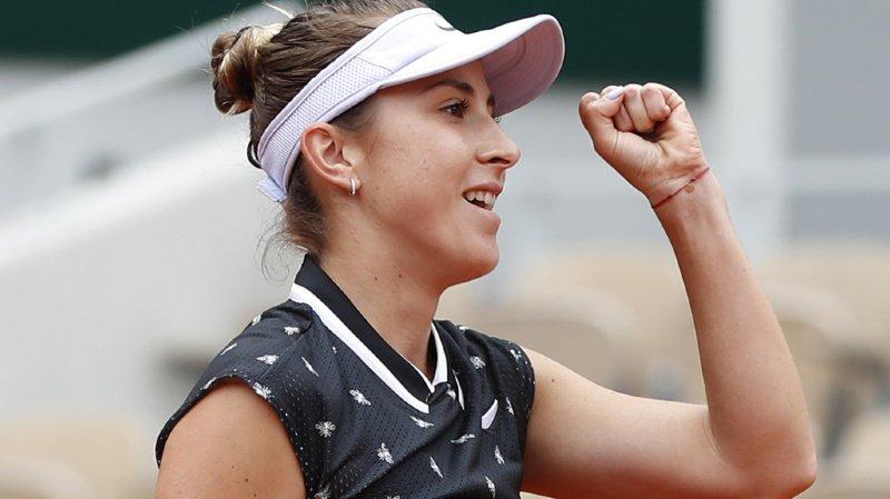 Tennis – WTA à Majorque: Belinda Bencic passe en quarts