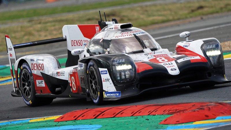 24 Heures du Mans: Toyota et Sébastien Buemi font le doublé