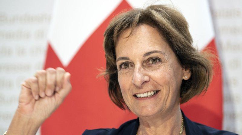 Armement: le Conseil fédéral nomme Monica Duca Widmer à la tête de RUAG