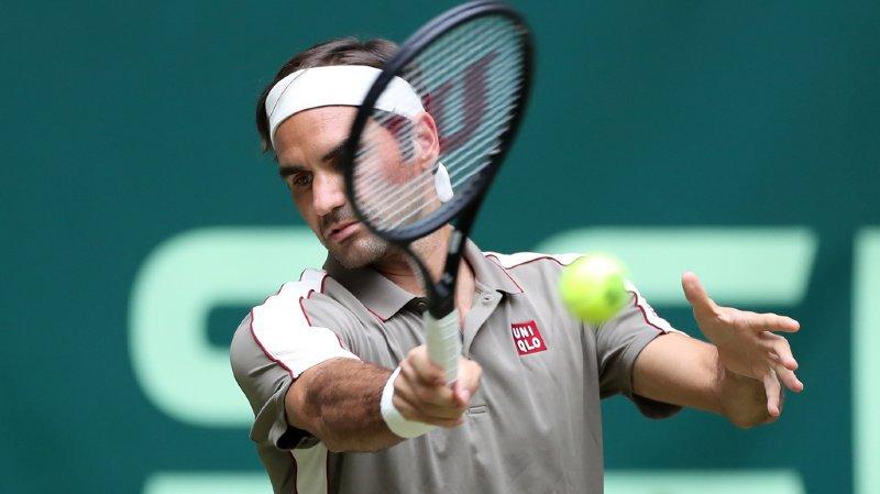 Federer a sans doute besoin d'un peu de rythme pour retrouver toutes ses sensations sur sa surface fétiche.