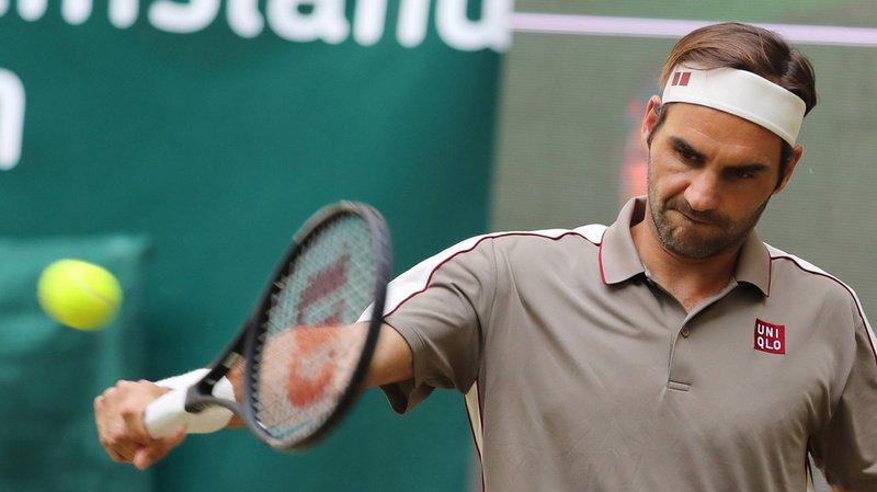 La veille, Roger Federer avait eu besoin de trois sets pour s'imposer sur Jo-Wilfried Tsonga.