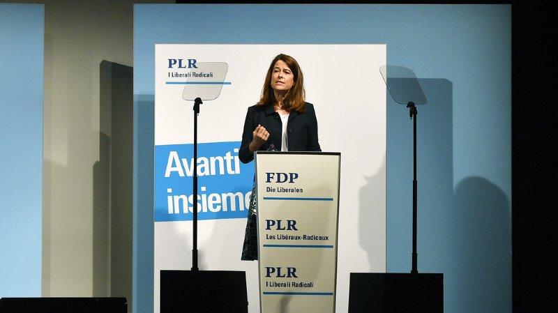 Les libéraux-radicaux doivent faire évoluer et promouvoir leur vision de la politique environnementale, a plaidé Petra Gössi.