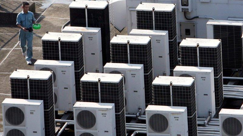 Climat: utiliser la climatisation complique la lutte contre le réchauffement climatique