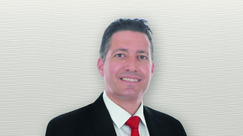David Fournier, responsable du Wealth Management, UBS Valais