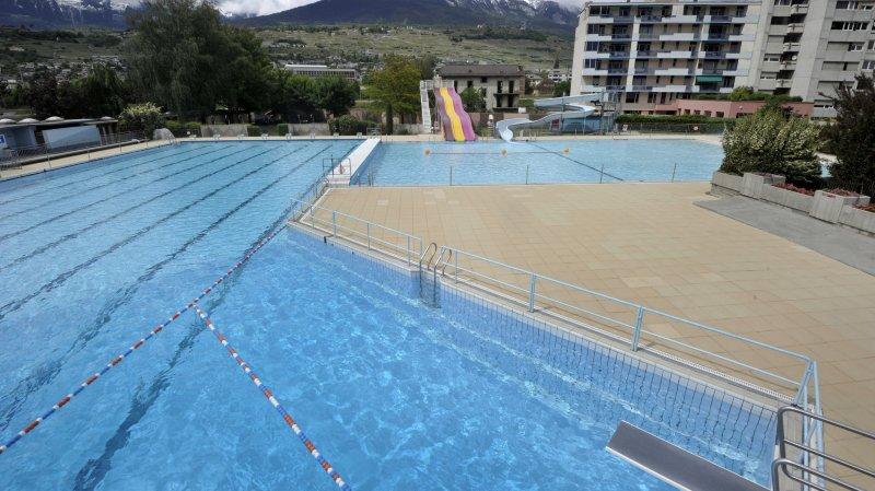 Sion: 8,6 millions pour rénover la piscine de la Blancherie