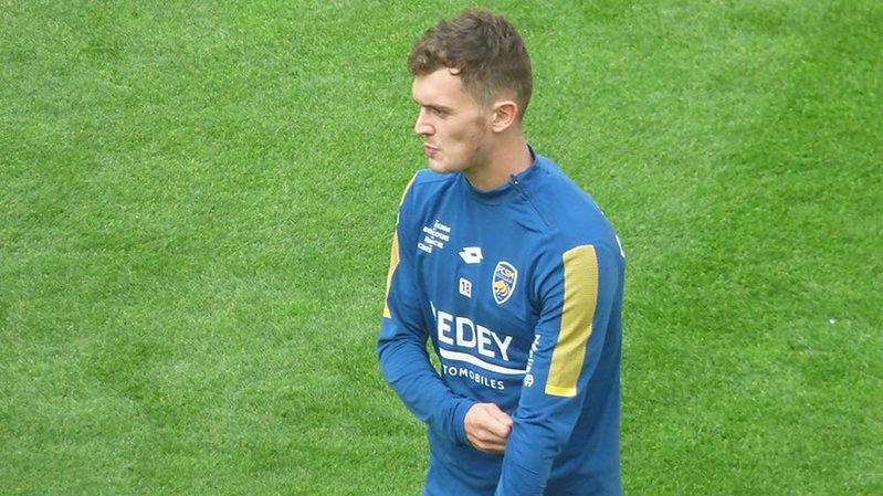 Jean Ruiz, 21 ans, débarque de Sochaux.