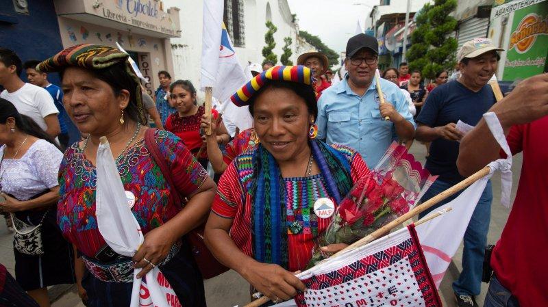 Le Guatemala face à une élection chaotique