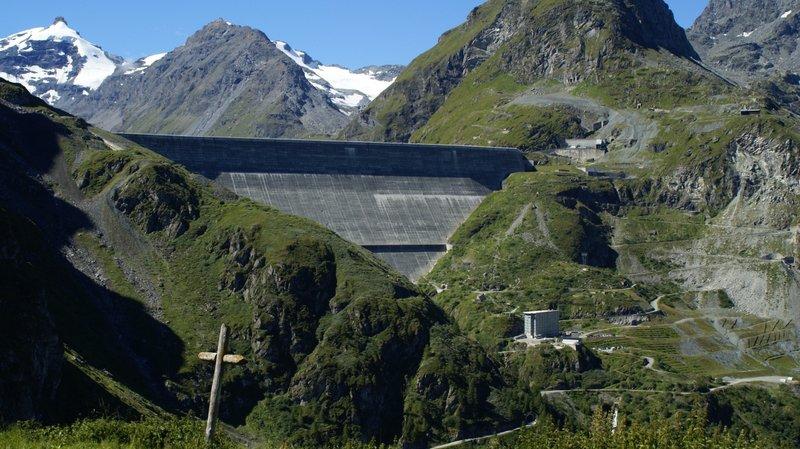 Les sociétés hydroélectriques ne sont pas imposables selon le modèle proposé par le fisc valaisan.
