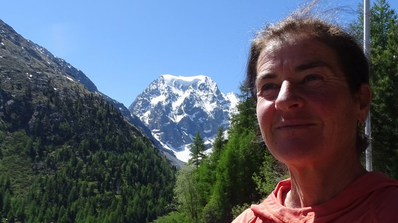 La Valaisanne Josette Valotton a gravi le 24 mai dernier son sixième 8000.
