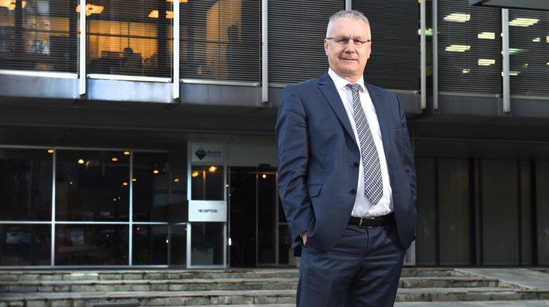 Paul Michellod, directeur des FMV.