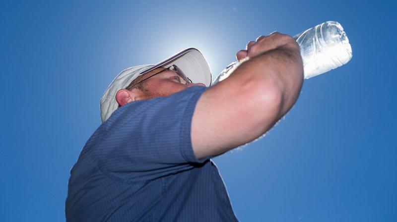Valais: prepare-se para suar durante esses cinco dias quentes