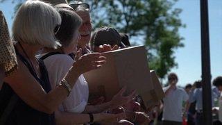 Armes: l'initiative correctrice déposée avec plus de 134'000 signatures