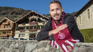 Football: Steve Rouiller prolonge à Servette