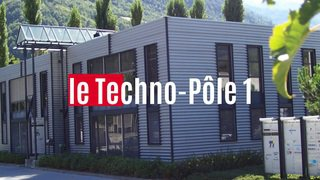 Le Techno-Pôle de Sierre fête ses 30 ans en 2019