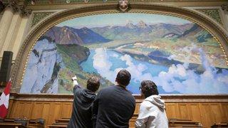 Berne: le bâtiment du Parlement fermé aux visiteurs pendant l'été