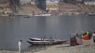 Inde: un magicien rate son évasion dans le Gange