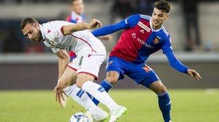 Football: le FC Sion commencera par deux grosses affiches