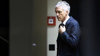 Football: le procureur général de la Confédération, Michael Lauber, récusé dans l'affaire FIFA