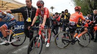 Cyclisme: le Néerlandais, Tom Dumoulin, ne participera pas au Tour de France