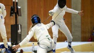Escrime – Championnats d'Europe à Düsseldorf: la Zurichoise Noemi Moeschlin prend la 11e place